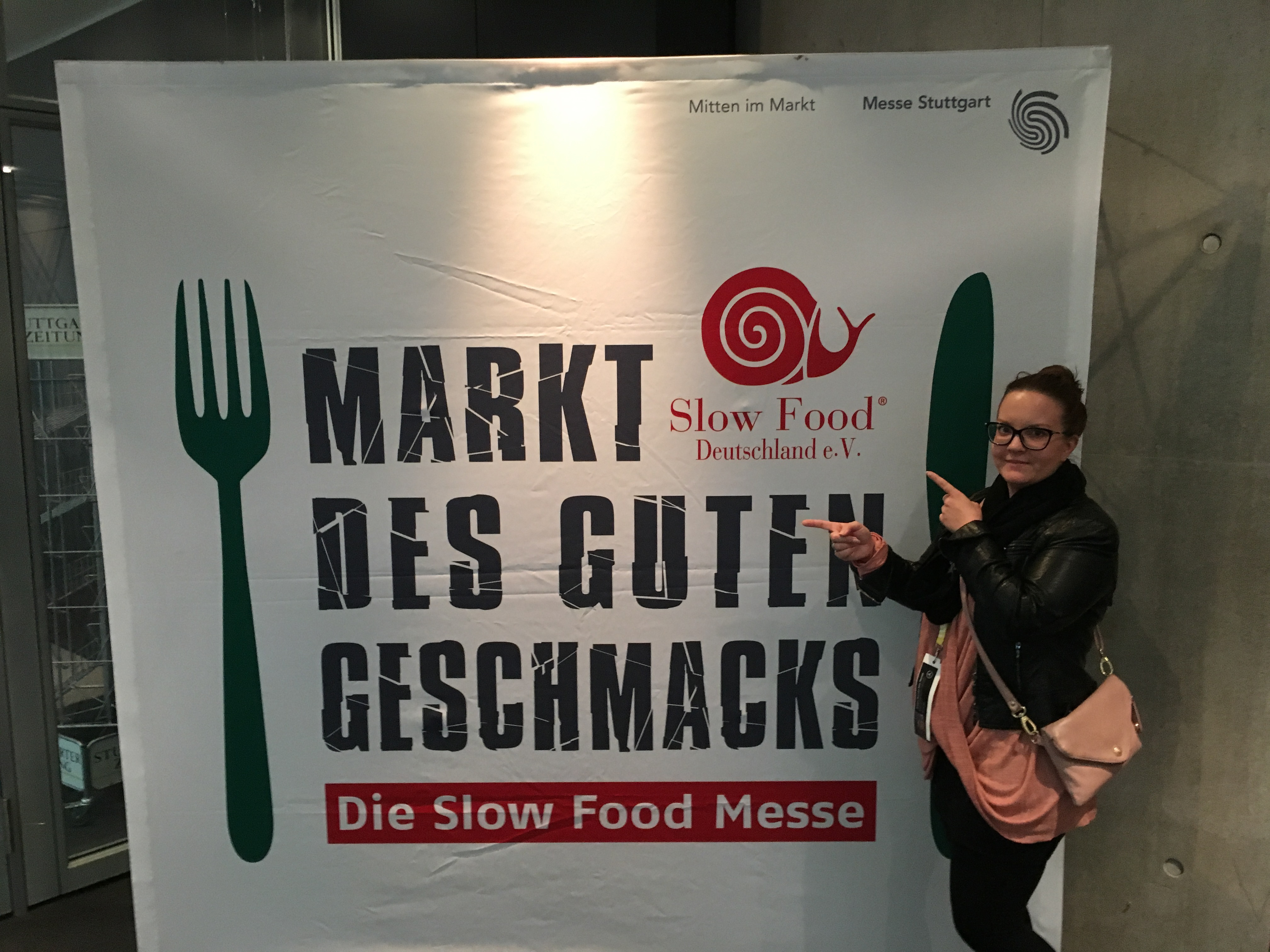 Slowfood, MEsse, Stuttgart