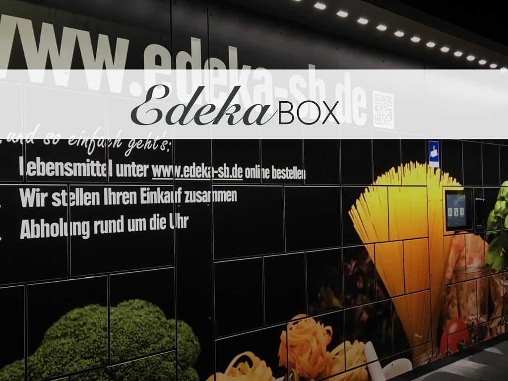 Edeka E Center Box Selbstabholer Ingolstadt Gaimersheim Bayern Frischeox Frischemarkt