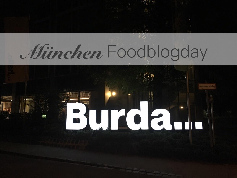 Foodblogday München 2016 Hubert Burda Media