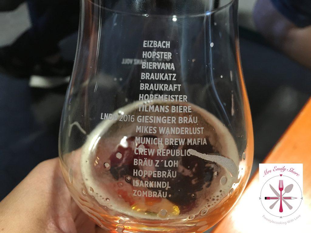 Giesinger, Bräu, München, Smokey Fox, Craftbeer, LNDB2016, Beer, Local, Munich, Lokal, echt, Bayrisch, Blogger, Foodblogger, Alkoholbloger
