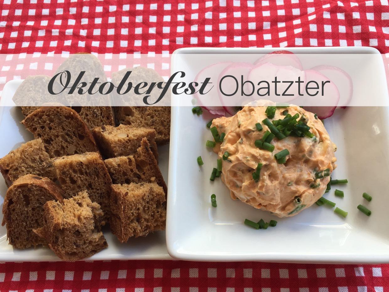 Oktoberfest, Obatzter, Herbst,