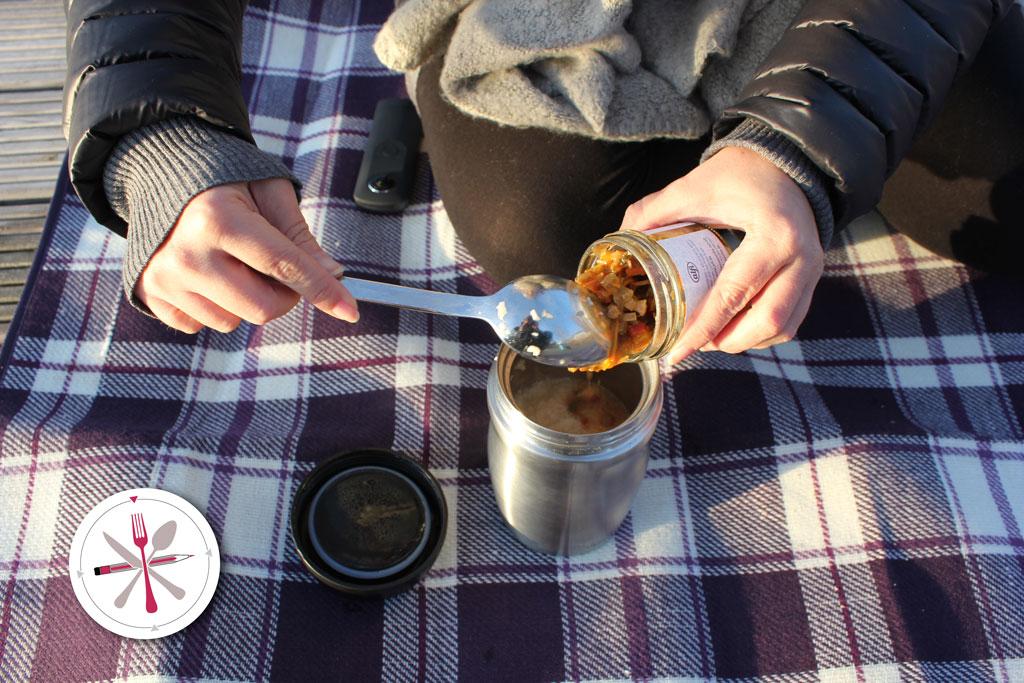 Alfi, Foodmug, Food, Mug, Speisegefäß, Henkelmann, Isolierkanne, Orient, Express,