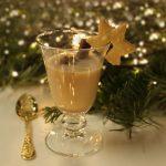 Weihnachten, Weihnachtsmilch, Milch, warme, Gewürze, Lebkuchen, Lebkuchengewürz, Nelken, Zimt, Kardamom, Organgenscheiben, Orange, Muskat, Sternanis