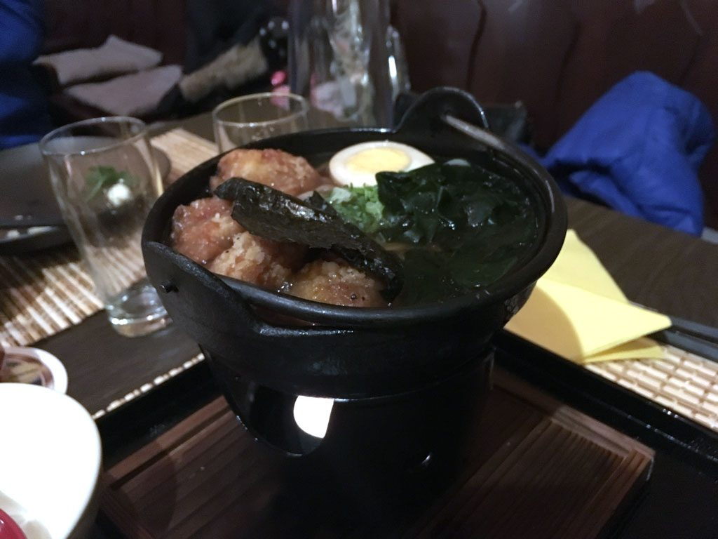 Hiro Buxheim. Ramen Suppe. Japanisch essen in Bayern.