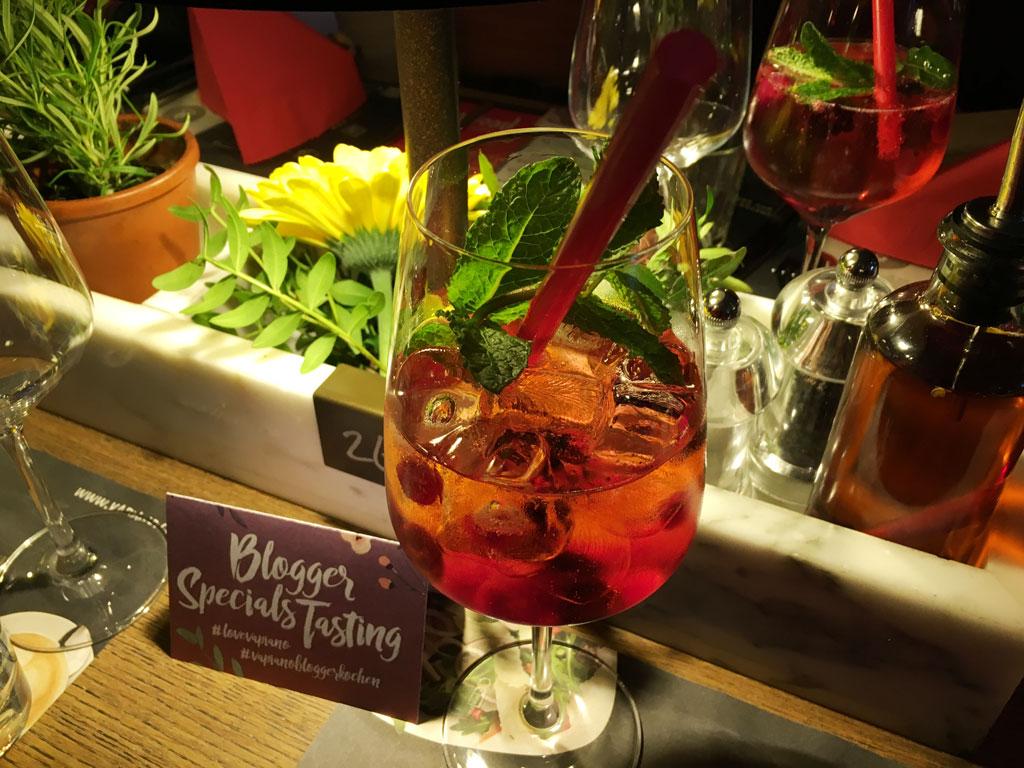 Blogger Specials Tasting in Pasing zum Vapianomenü Mai und Juni