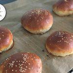 Burgerbuns Burgerbrötchen Brötchen Buns