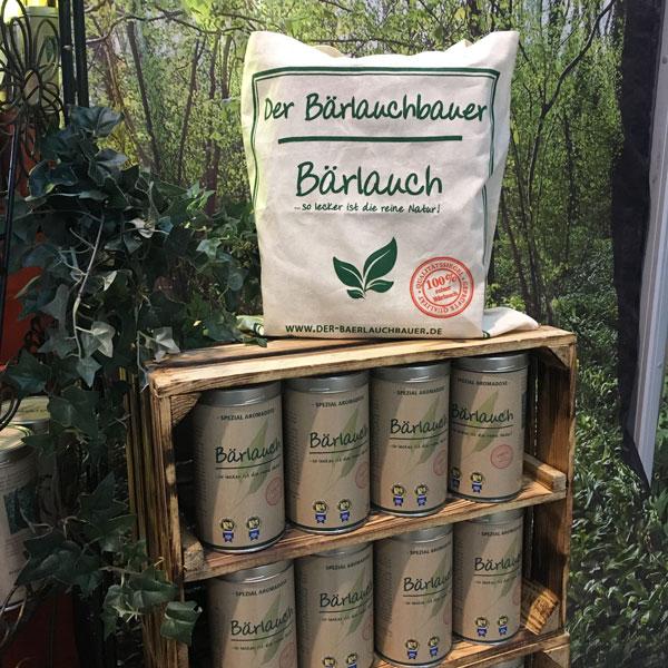 Marktdesgutengeschmacks 2017 in Stuttgart Messe mit der Slowfood Messeherbst Outdoor Ambiente Garten