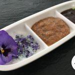 Villeroy Boch Essbare Blüten Stiefmütterchen Speisesalz Biersenfsauce Knoblauchsrauke Ketchup