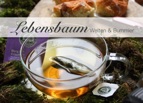 Lebensbaum Welten & Bummler Tee. 20 Teesorten zum ausprobieren. Alles Bio. Biotee.