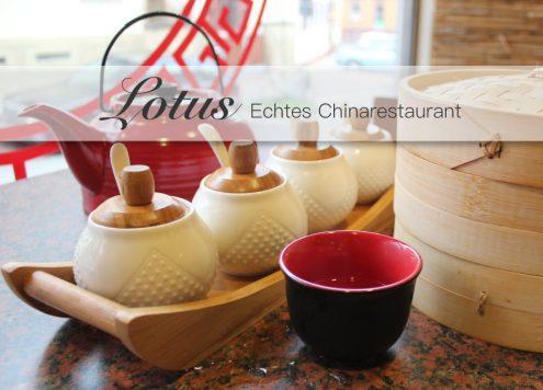 Lotus ins Königsbach-Stein - echt chinesisch essen!