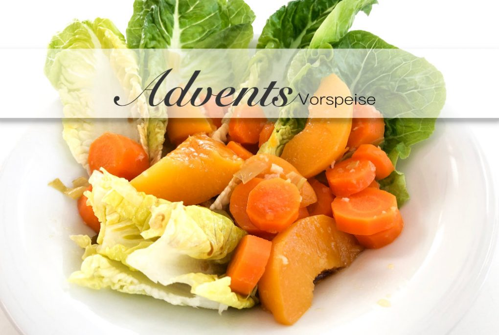 Weihnachten, Vorspeise, Salat