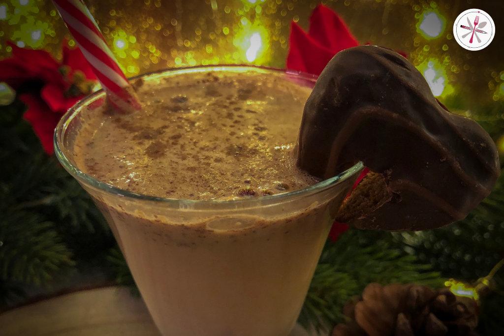 Merry, Blogmas, Merryblogmas, 2018, Lebkuchenlatte, Weihnachten, Rezept, Kaffee