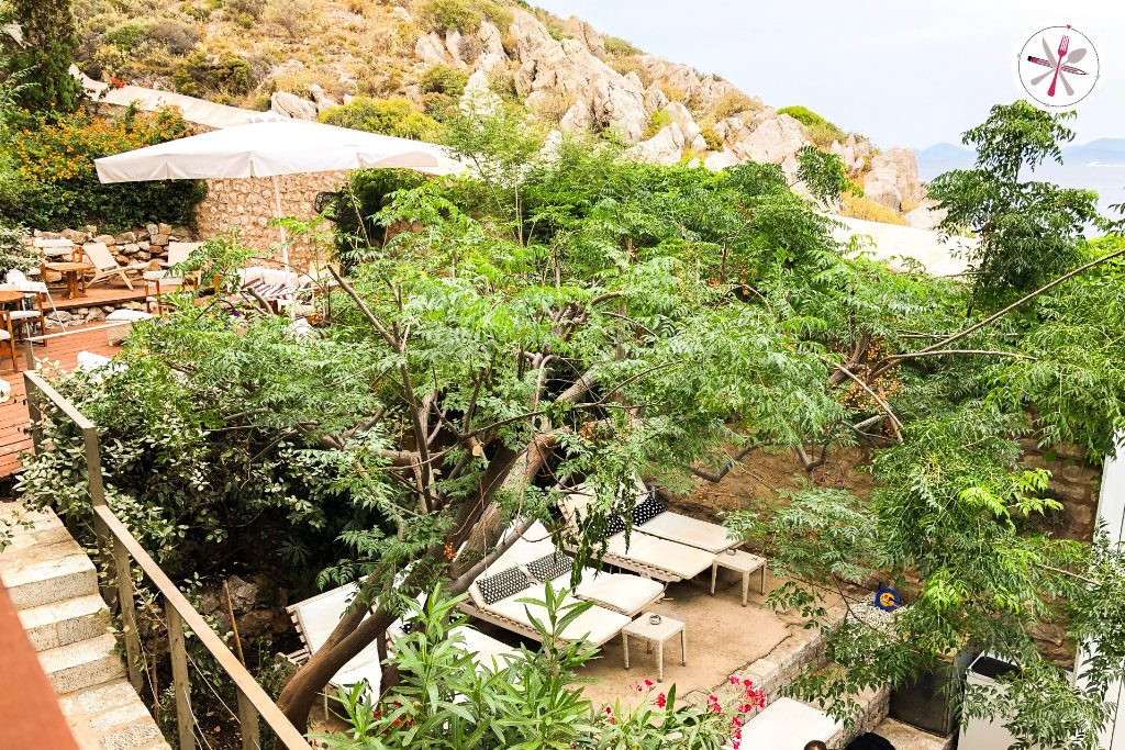 Castello in Hydra, Griechenland